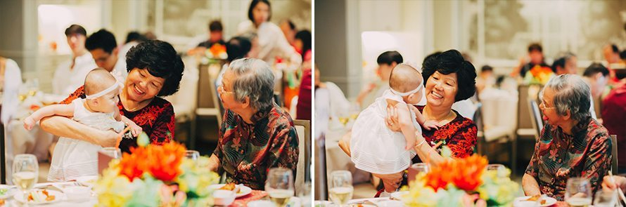 CHIJMES Lei Garden Singapore wedding photography I