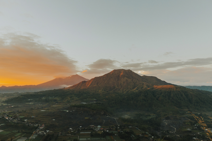 bali and mount batur kintamani pre wedding photography