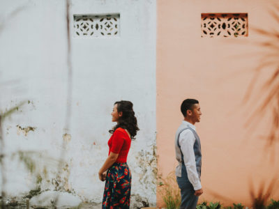 Henry + Yang Wei // Singapore Pre Wedding