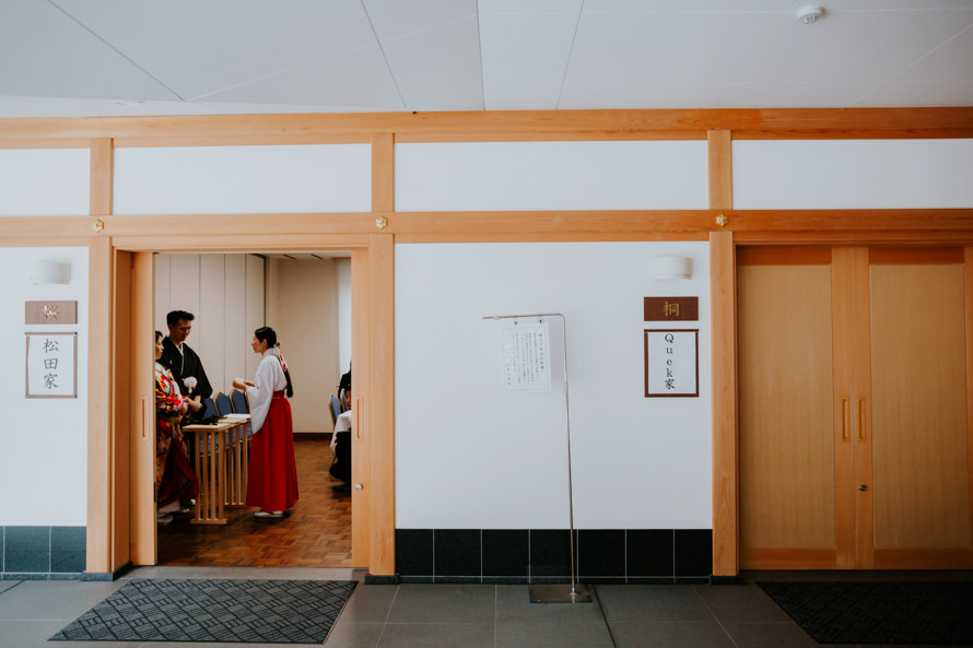 japanese shinto kyoto wedding photography