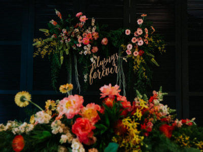 Botanico at The Garage // Styled Shoot