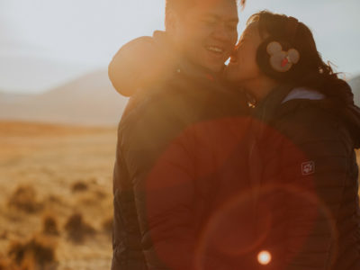 Edwin + Ling // New Zealand Road Trip Adventure