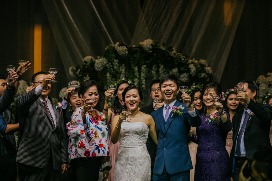 Park Royal Hotel Singapore Wedding Photography