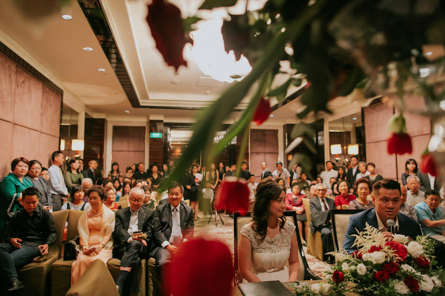 St Regis Singapore Wedding Photography
