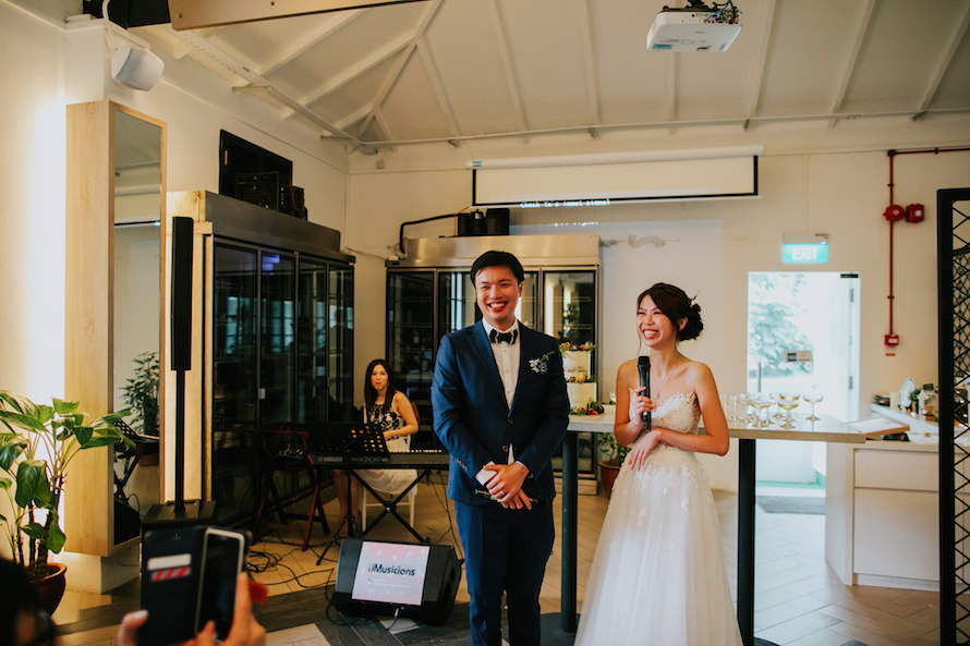 Botanico Singapore Wedding Photography