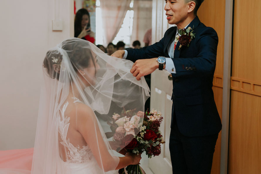 Andaz Singapore Wedding Photographer