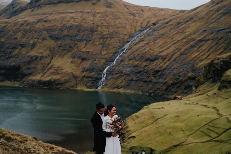 Faroe Islands Prewedding Photography