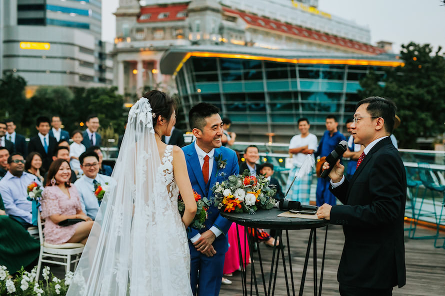 Monti Singapore Wedding Photography
