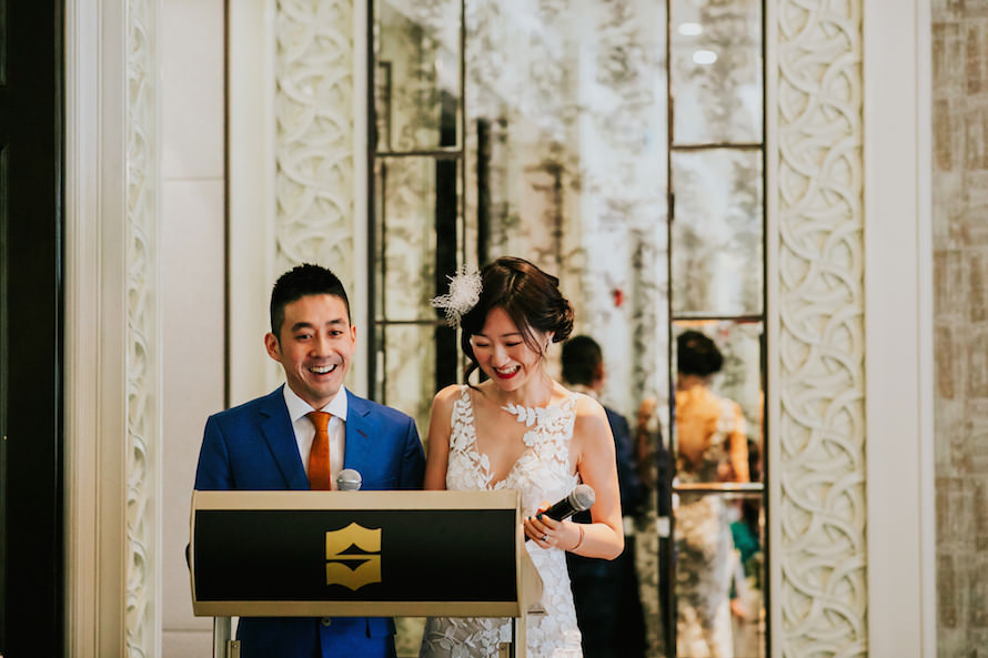 Shangri-La Hotel Singapore Wedding Photography