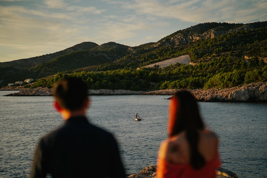 Croatia Prewedding Photography