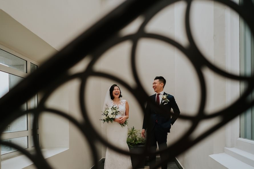 Empress Holy Matrimony Singapore Wedding Photography