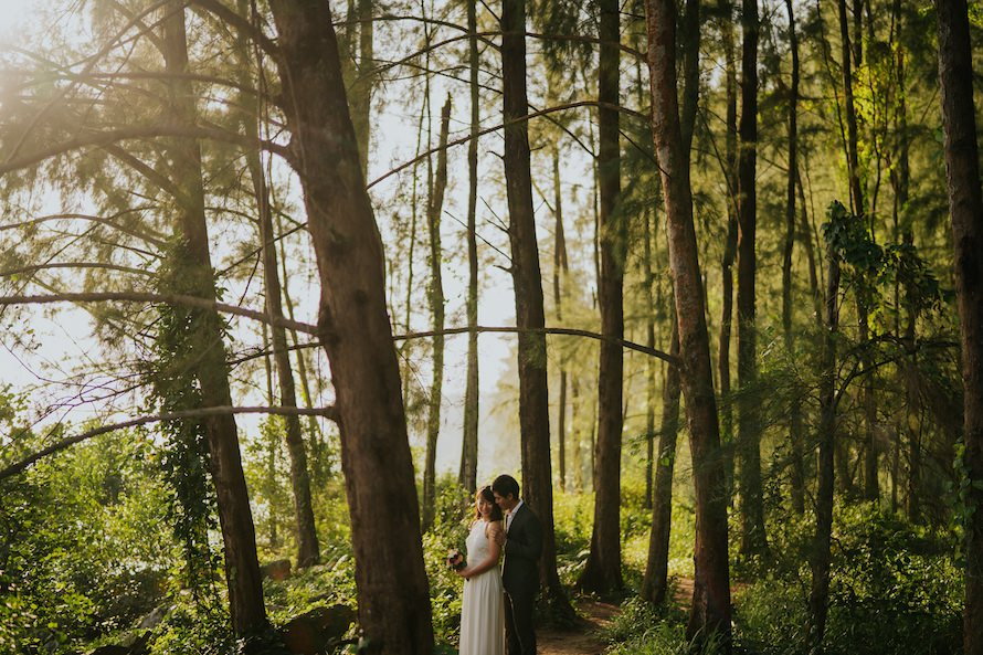 Fort Canning Park Singapore Prewedding Photography