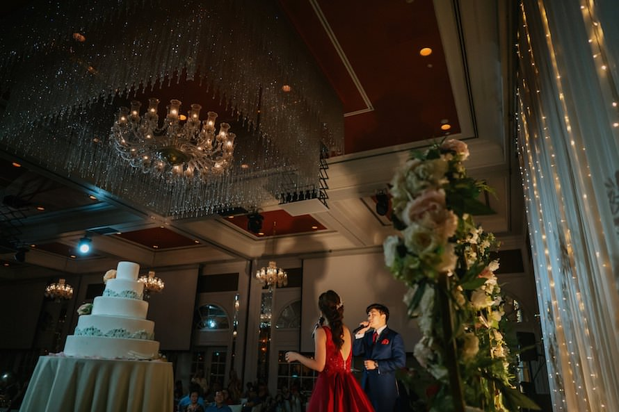 Intercontinental Hotel Singapore Wedding Photography