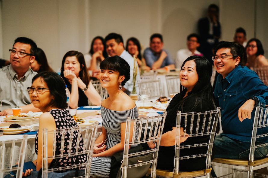 The Chapel Imaginarium Singapore Wedding Photography