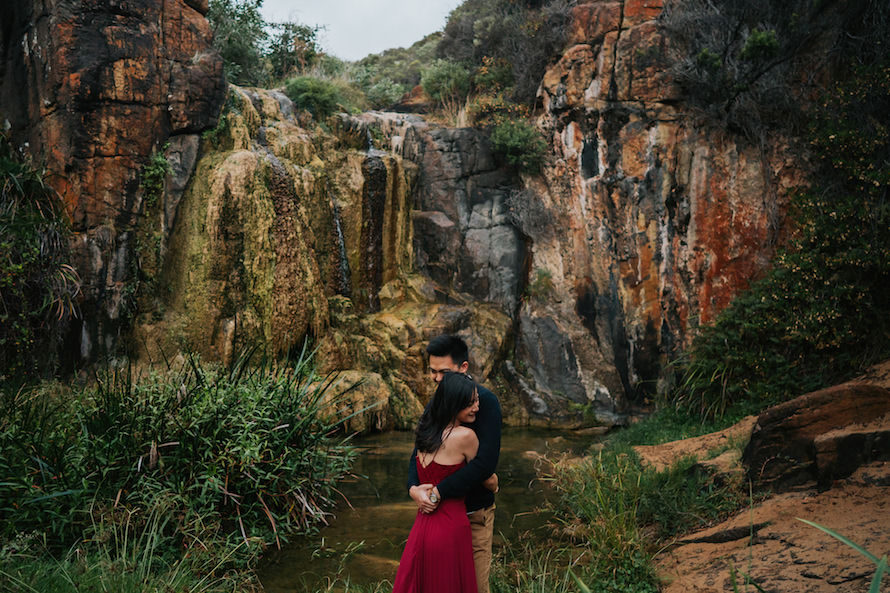 Perth Margaret RIver Prewedding Photography