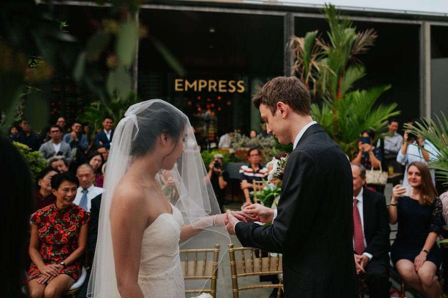 Empress ACM Singapore Wedding Photography