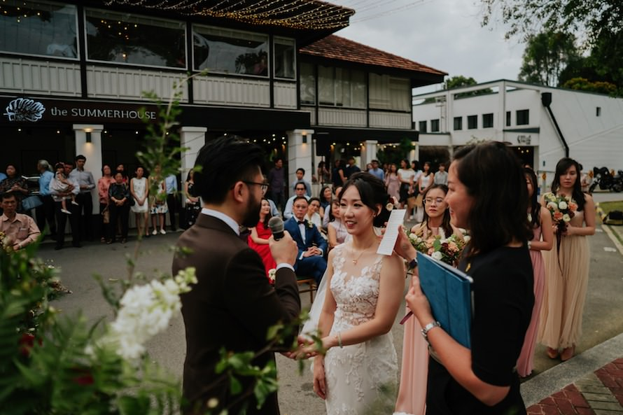 The Summerhouse Singapore Wedding Photographer