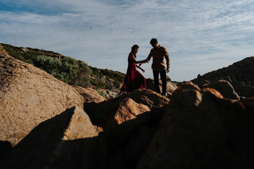 Western Australia Prewedding Photography
