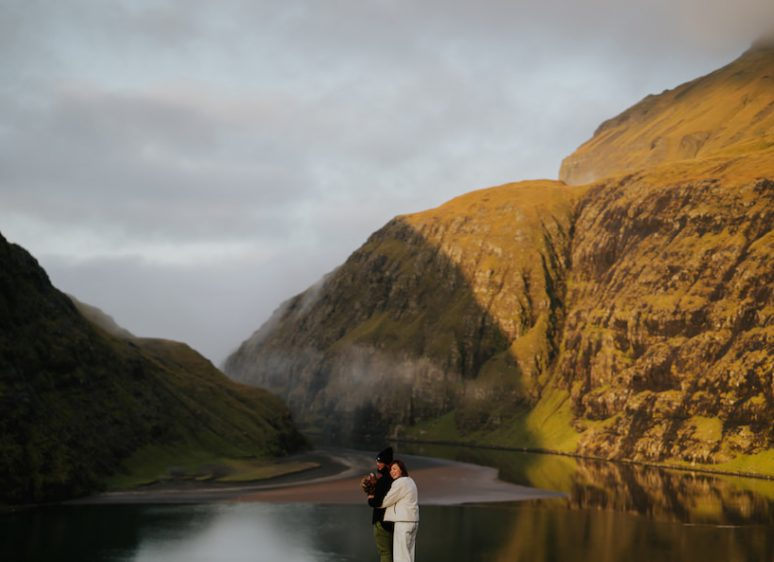 Faroe Islands Road Trip Prewedding Photography