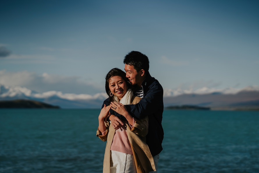 Queenstown South Island New Zealand Prewedding